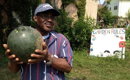 Vincent watermelon